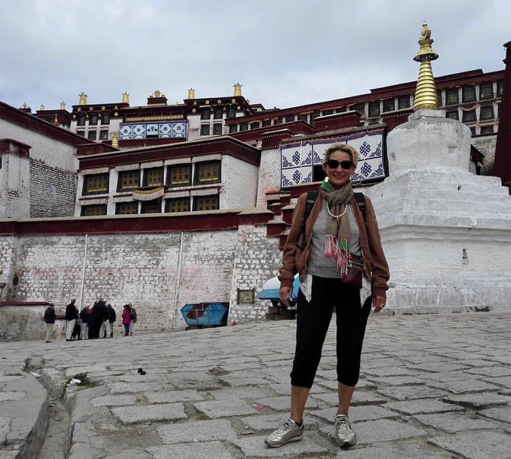 Tibet Ganden Monastery tour-Visit Tibet