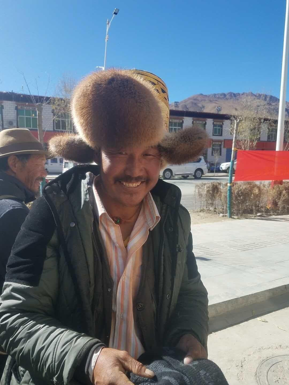 Tibetan Charity Tour-Tibetan Home Visit 01