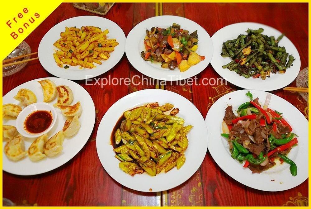 Tibetan Food Tour 2018 & Cooking Class Experience