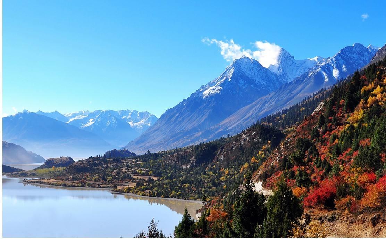 bomi tibet