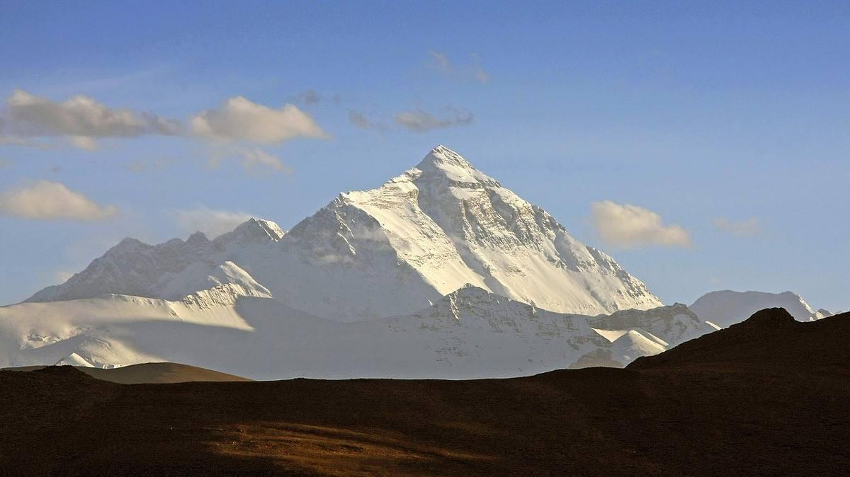 everest trek tibet
