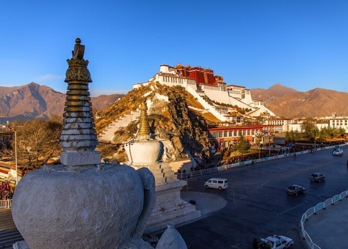 1 Day Best of Lhasa Potala+Jokhang+Barkhor Featured