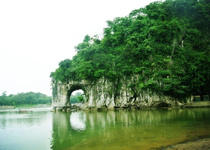 1 Day Guilin Tour-Elephant Trunk Hill & Reed Flute Cave Featured