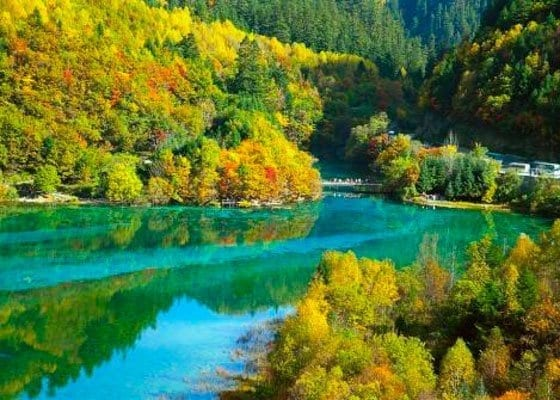 1 Day Jiuzhaigou Day Tour Featured-3