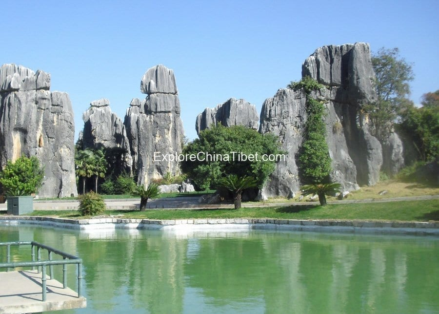 1 Day Kunming Stone Forest Tour -1