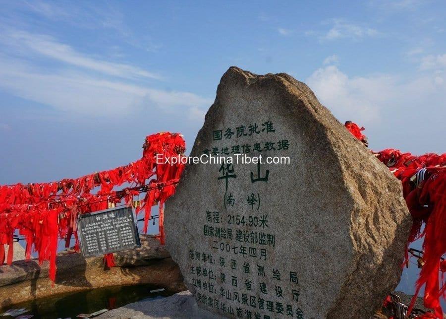 1 Day Mt. Huashan Tour by High-Speed Train-Mt. Huashan 2