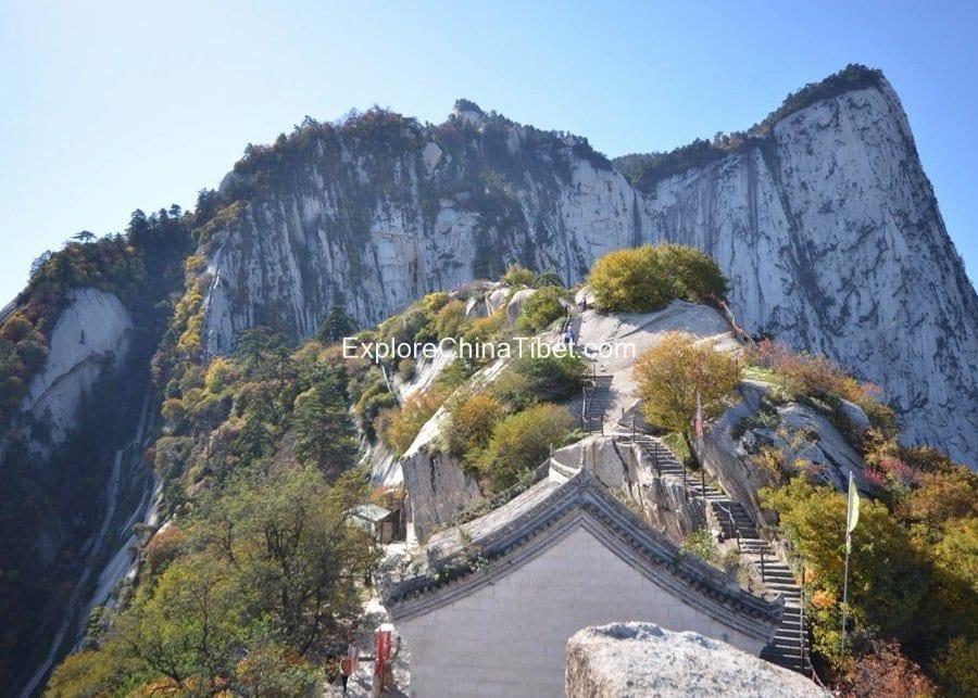 1 Day Mt. Huashan Tour by High-Speed Train-Mt. Huashan 3