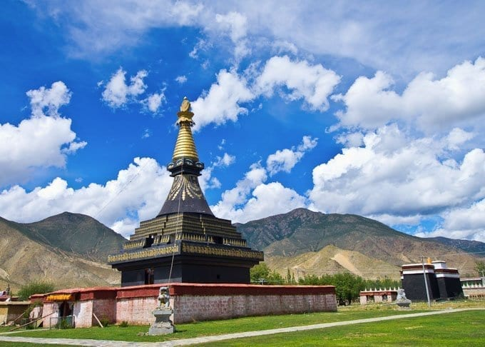 1 Day Tibet Samye Monastery Sacred Tour Featured