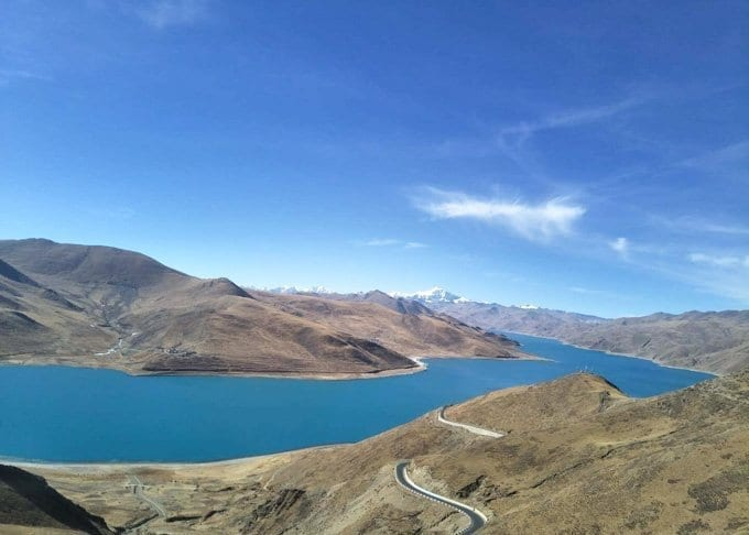 1 Day Yamdrok Lake Day Tour Featured