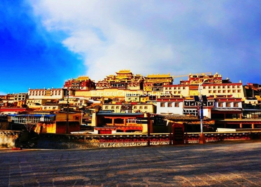 Yunnan Shangri-la Culture Exploration Tour to Sumtseling Monastery