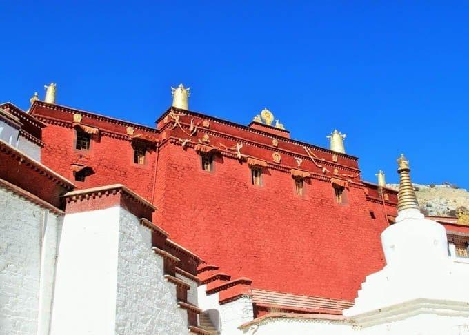 12 Days Tibet Trekking Tour Ganden to Samye Monastery Featured