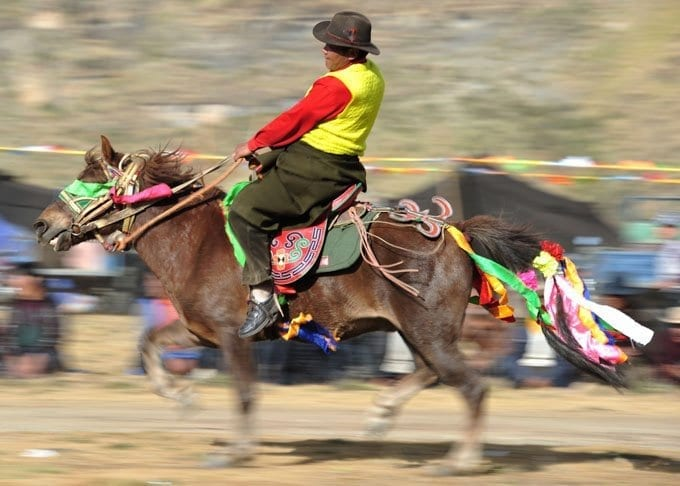 13 Days Amdo Kham Horse Racing Festival Tour Featured