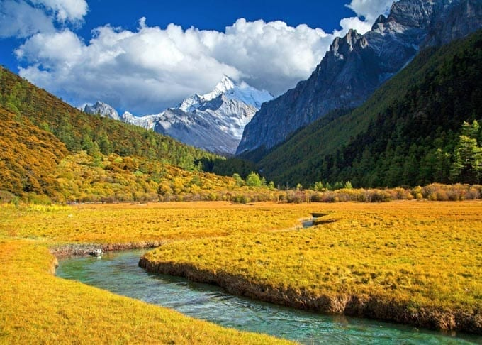 13 Days Sichuan To Tibet Northern Highway Overland Tour Featured