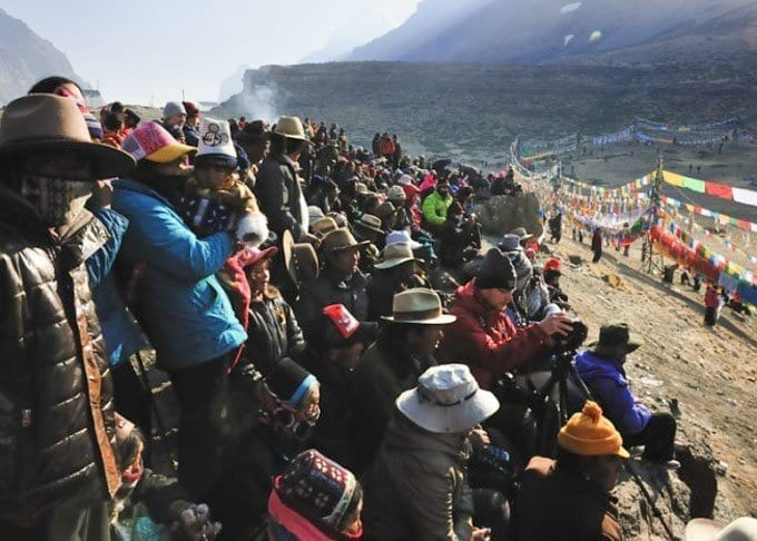 16 Days Kailash Everest Group Tour Featured-Saga Dawa Festival Travel