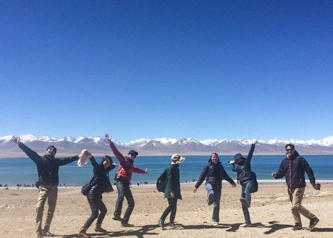 2 Days Namtso Landscape Group Tour Featured