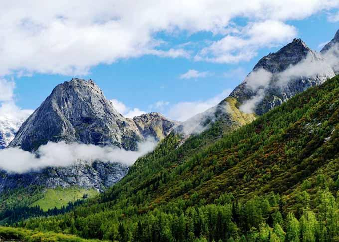 4 Days Mt. Siguniang Lanscape Tour Featured