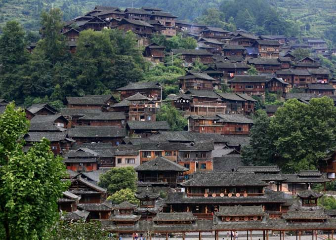 5-Day Miao Minority&Huangguoshu Waterfall Tour Featured