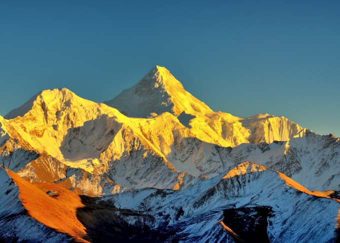 9 Days Mt. Gongga (Minya Konka) Trekking Tour Featured