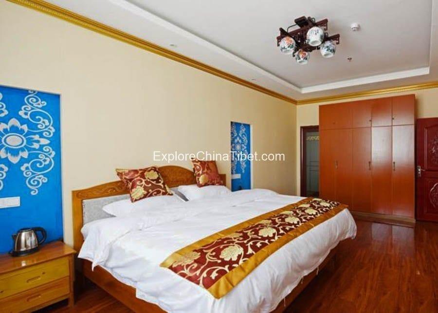 Bomi Wangshi Hotel Business Double Room