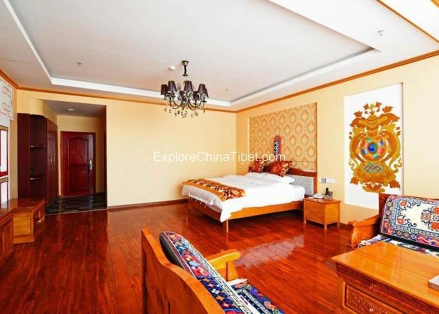 Bomi Wangshi Hotel Deluxe Double Room