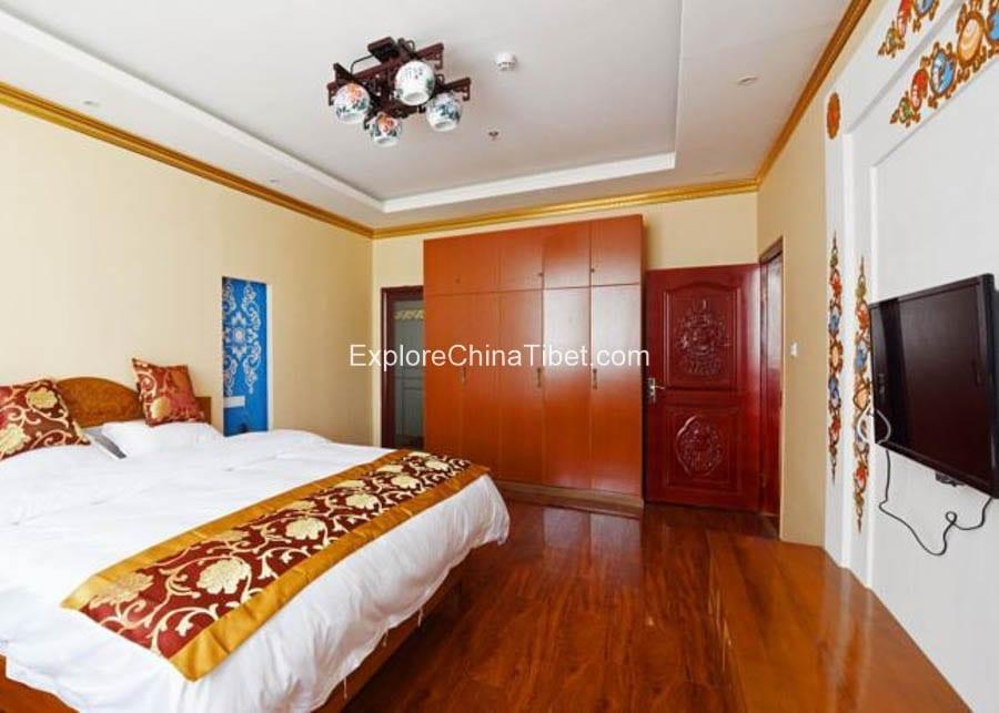 Bomi Wangshi Hotel Suite