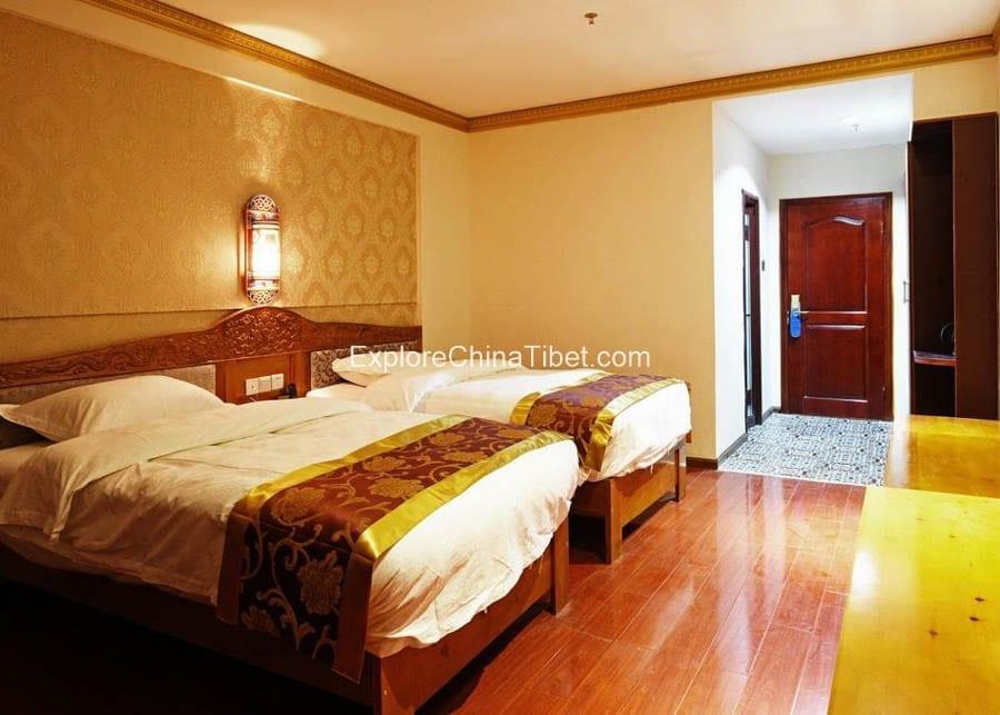 Bomi Wangshi Hotel Tibet-2