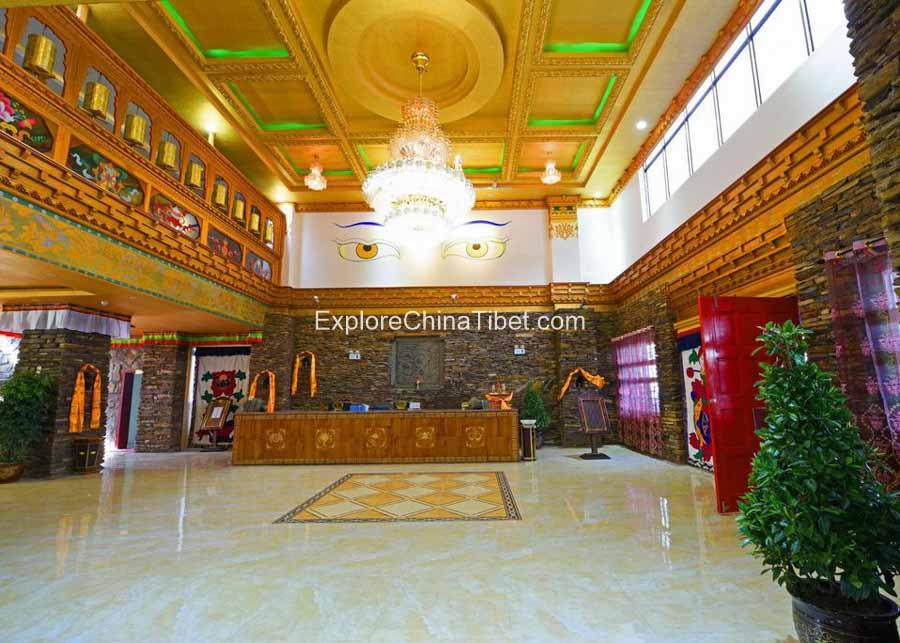 Bomi Wangshi Hotel Tibet-4