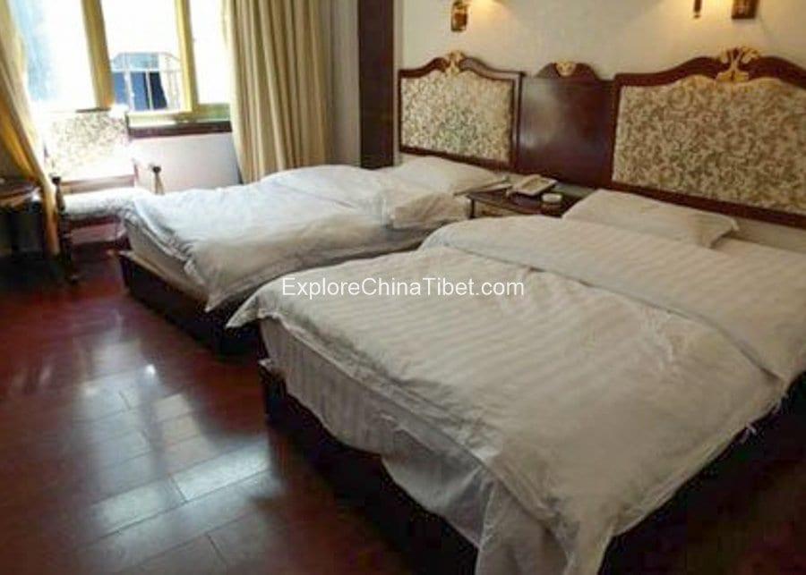 Cai Yuan Hotel Zhangmu Shigatse