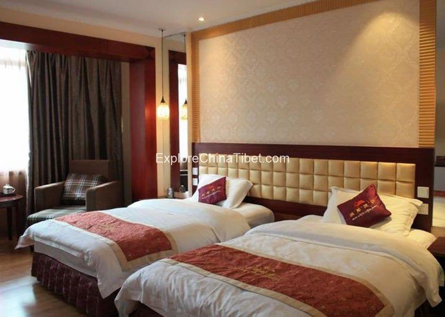 Chamdo Hotel Tibet Standard Room