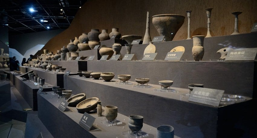 Chengdu Attractions Famous Museums in Chengdu for Tourists-Jinsha Site Museum