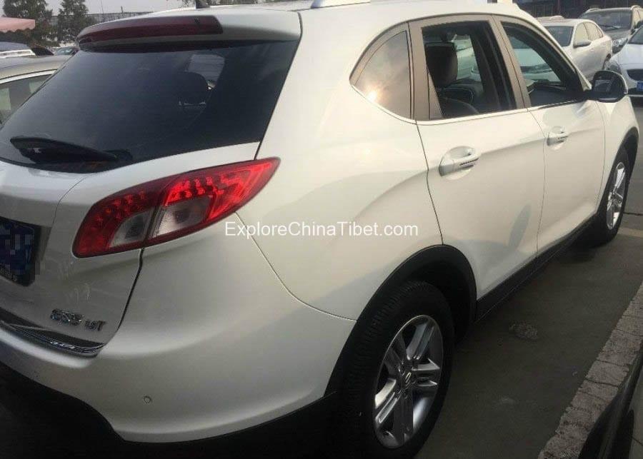 China Car Rental Trumpchi-Appearance 1