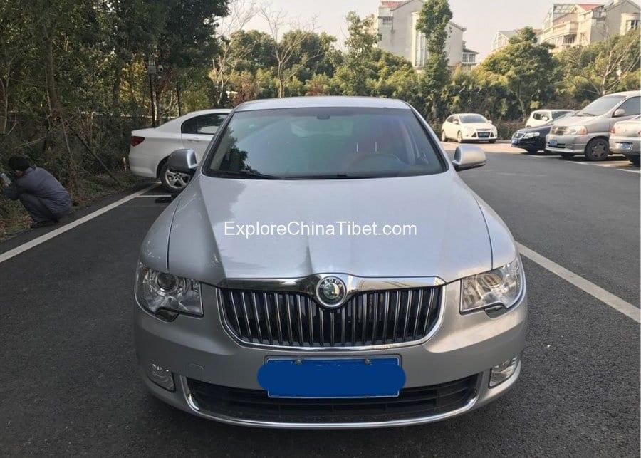 China-Car-Rental-Volkswagen-Skoda-Appearance-1