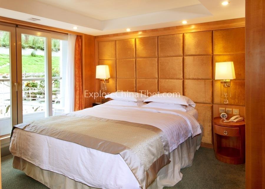 Chongqing to Yichang Century Diamond Cruise Presidential Suite