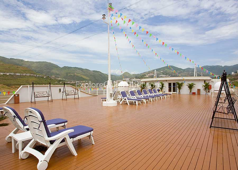Chongqing to Yichang Century Emerald Cruise 2-2