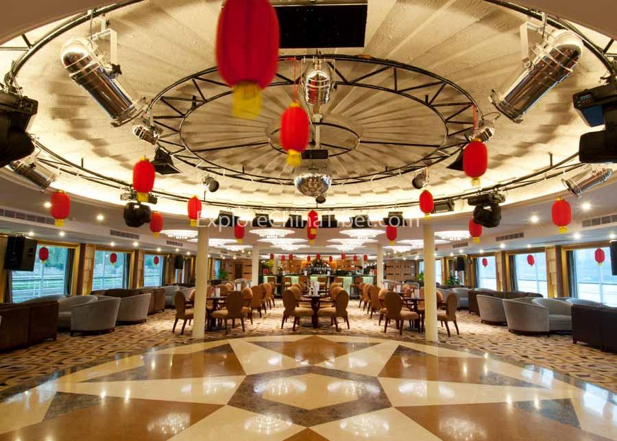 Chongqing to Yichang Century Emerald Cruise 6-8