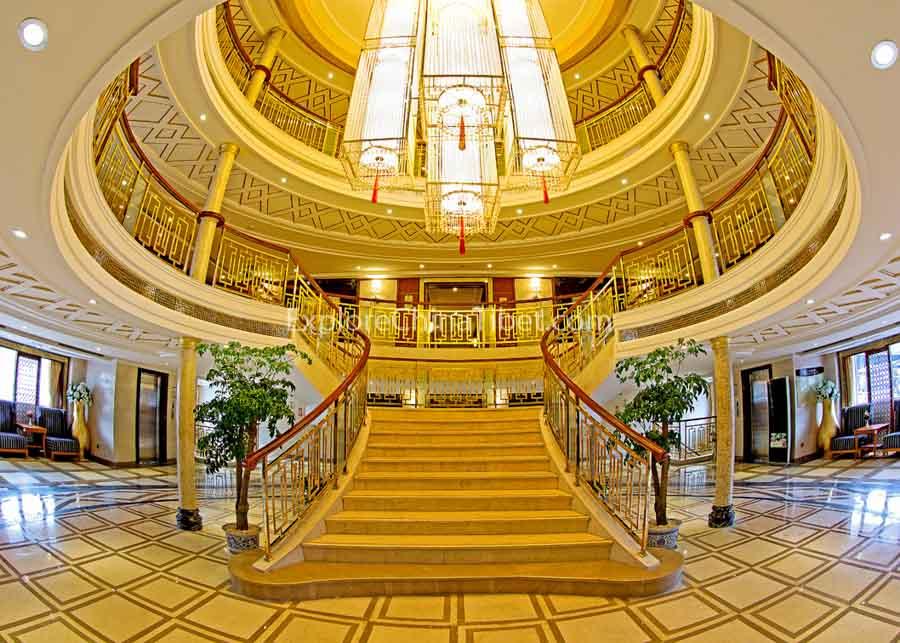Chongqing to Yichang President No.8 Cruise 3-1