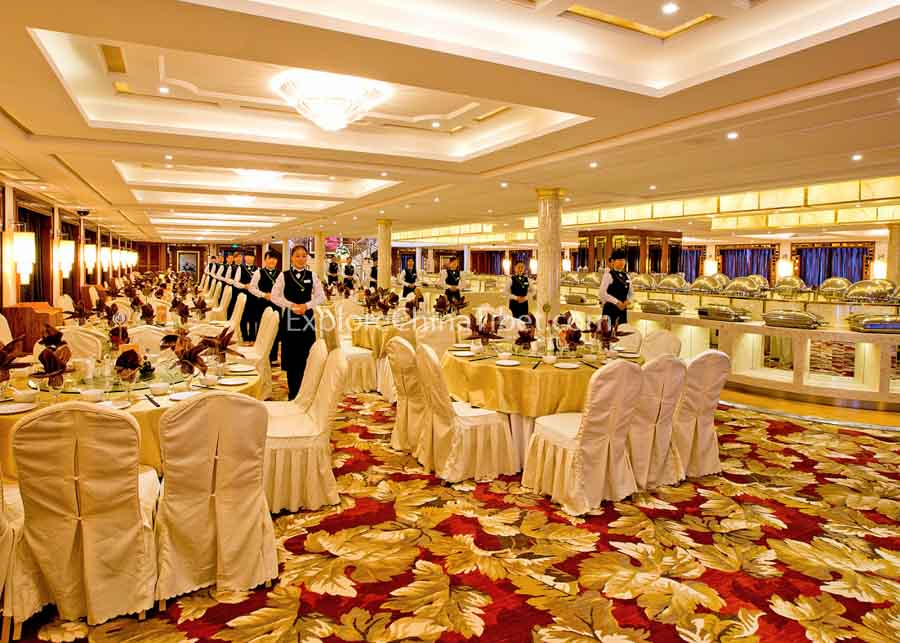 Chongqing to Yichang President No.8 Cruise 5-13