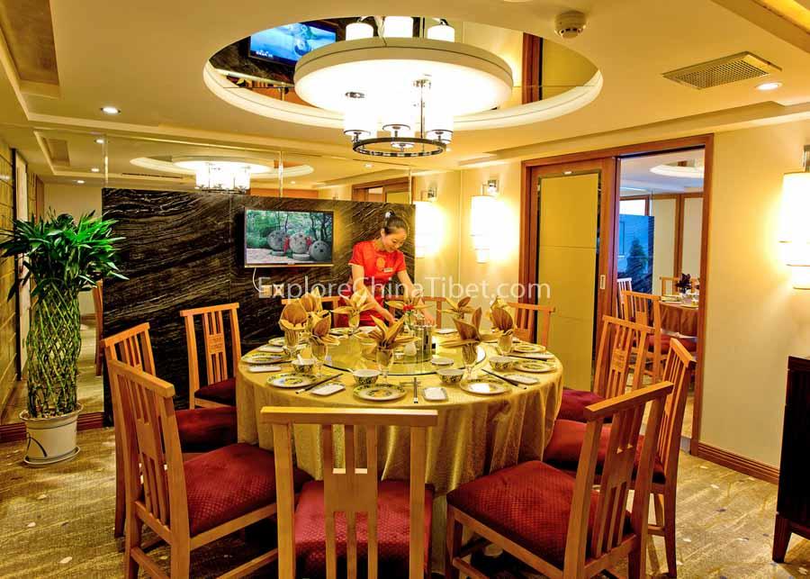 Chongqing to Yichang President No.8 Cruise 6-10