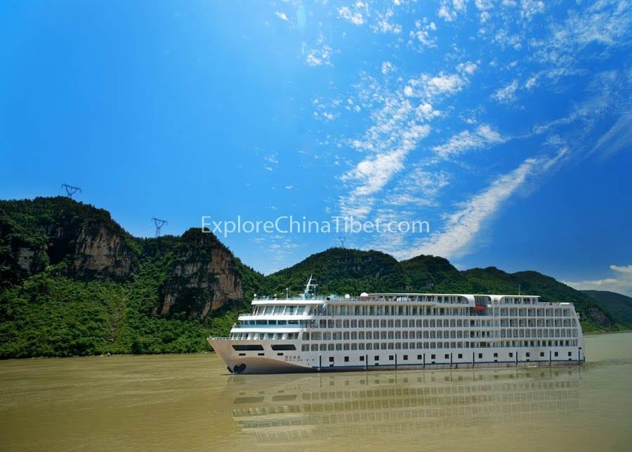 Chongqing to Yichang President Prime 6 Cruise 1-7