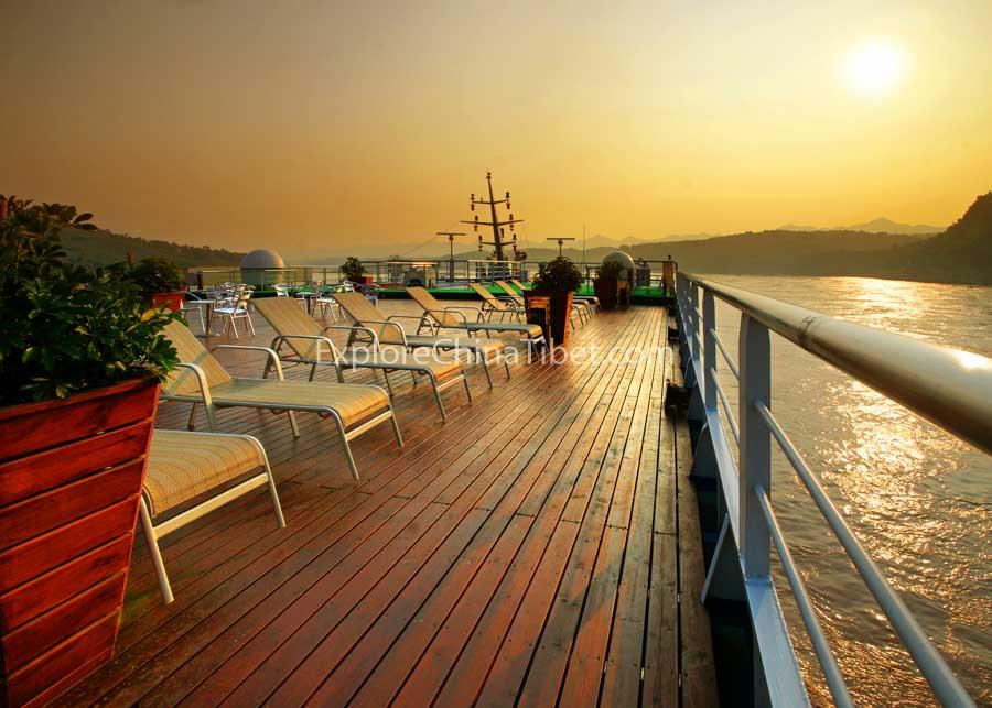 Chongqing to Yichang President Prime 6 Cruise 4-15