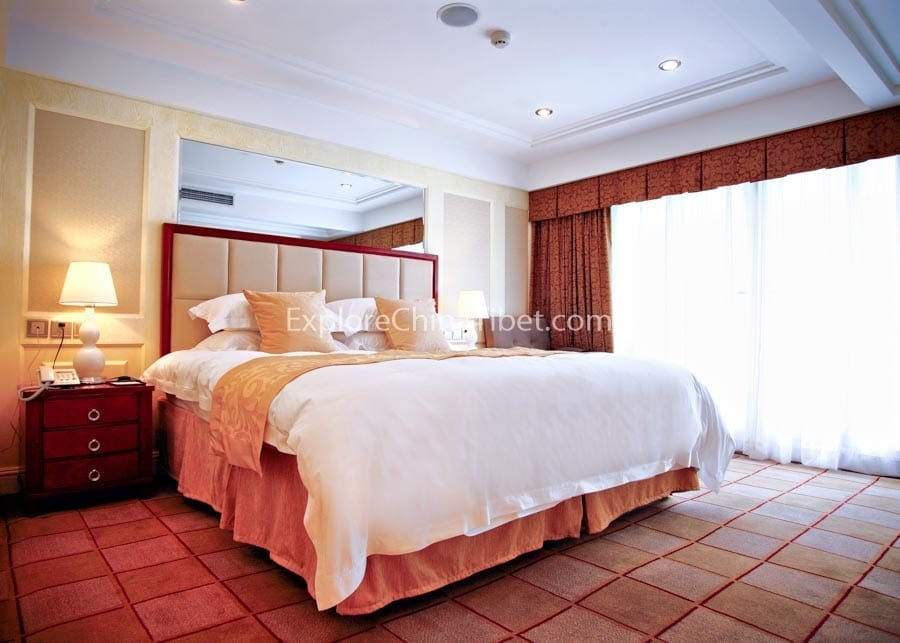 Chongqing to Yichang President Prime 6 Cruise Deluxe Suite