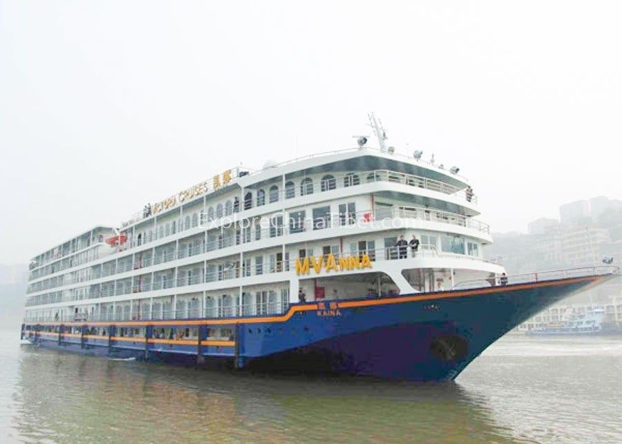 Chongqing to Yichang Victoria Anna Cruise-1