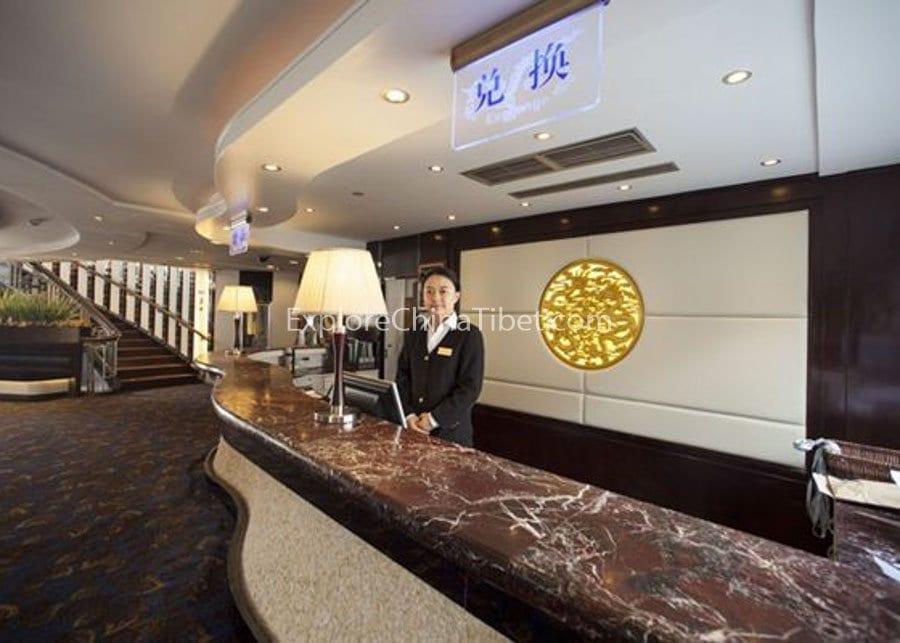 Chongqing to Yichang Victoria Anna Cruise-7