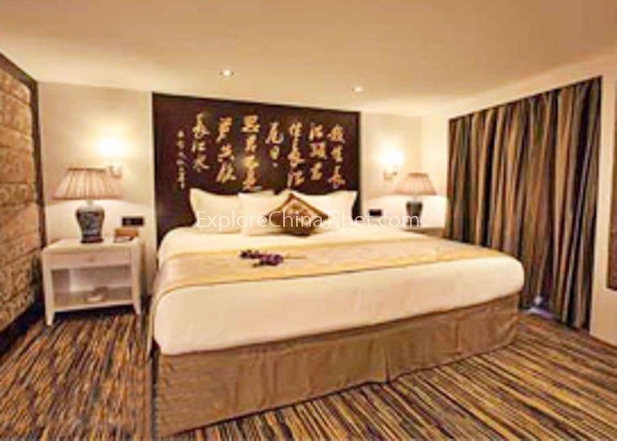 Chongqing to Yichang Victoria Grace Cruise Shangri-la Suite