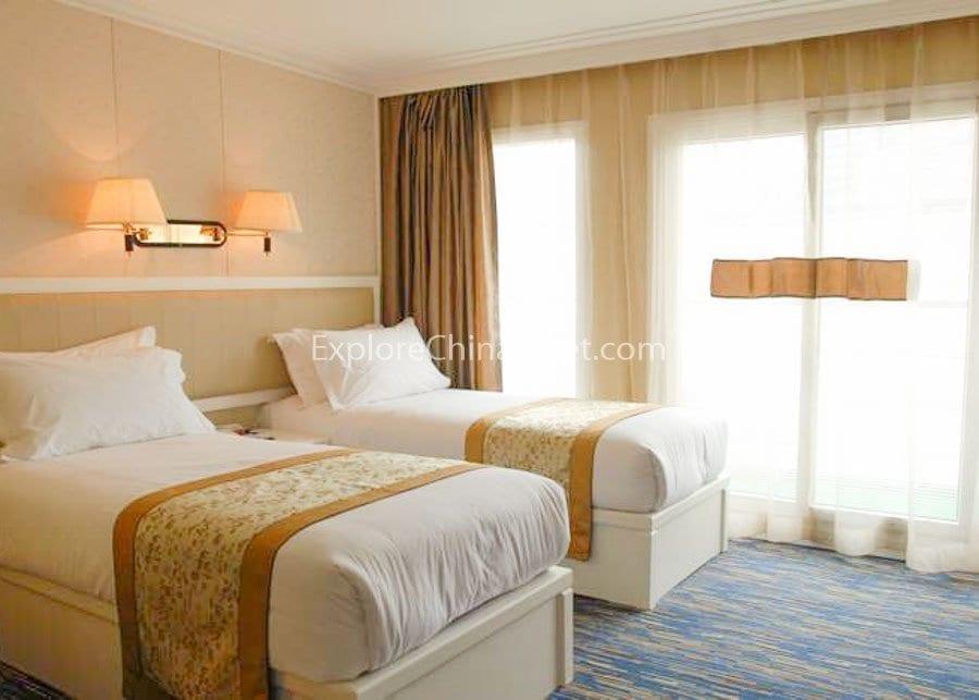 Chongqing to Yichang Victoria Grace Cruise Superior Cabins