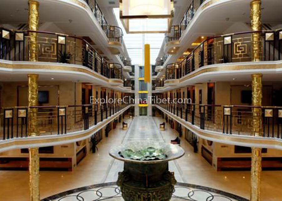 Chongqing to Yichang Yangtze Gold 6 Cruise 2