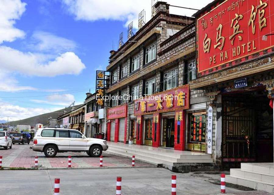 Damxung Baima Hotel-1