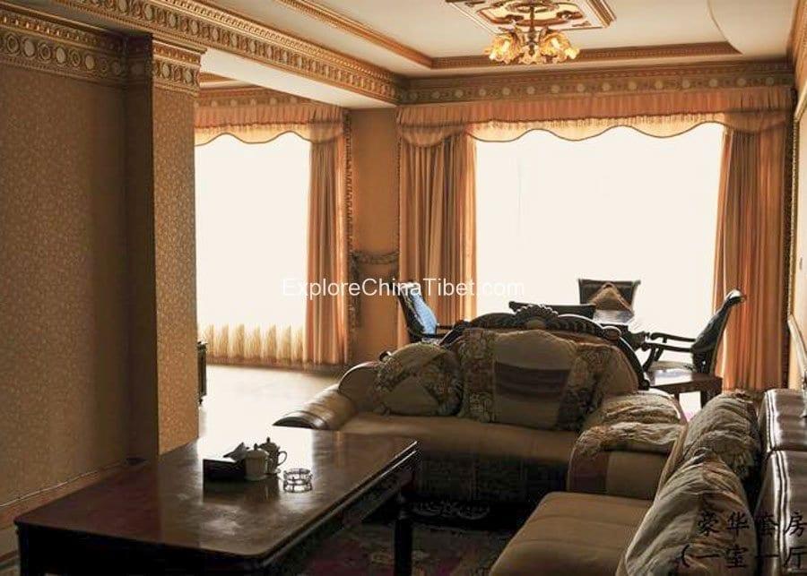 Damxung Baima Hotel-4