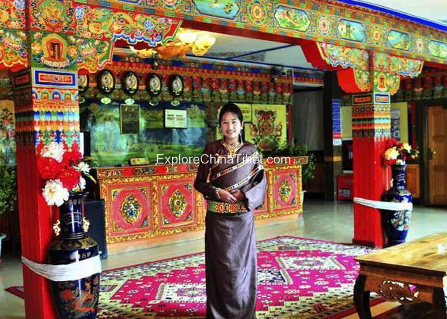 Damxung Baima Hotel-5