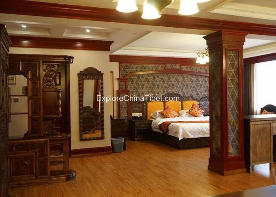 Damxung Baima Hotel-7